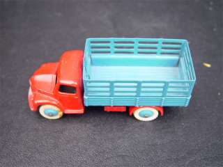 Vintage Dinky Toys Dodge Farm Stake Truck #343 Die Cast