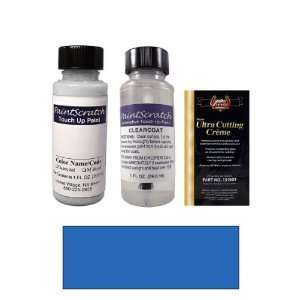 Oz. SVT Blue Pearl Metallic Paint Bottle Kit for 2002 Ford Focus (S1