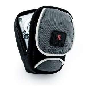 Pocket bag Digital camera bag case cover   (Black/Grey) Camera