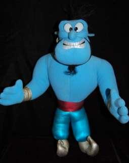 Plush Disney Aladdin Genie Mattel Stuffed Doll Toy 7
