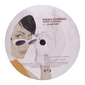 RAOUL EXPRESS / MIND GAMES RAOUL EXPRESS Music