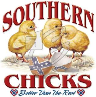 Dixie Rebel Girls  SOUTHERN CHICKS