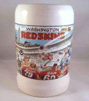 Washington Redskins Ceramic Beer Stein Mug