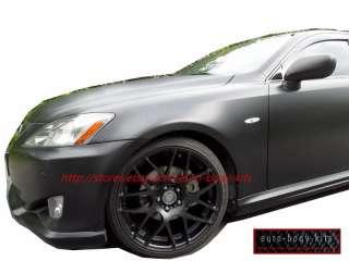 19 Staggered Wheels Black 5x114.3 Lexus IS250 IS350