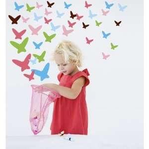 Flutterflies Removable Wall Decals