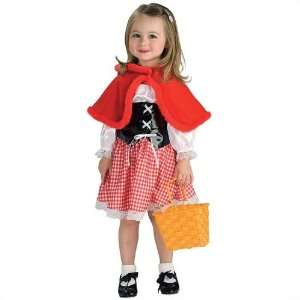 Red Riding Hood Small Kids Costume Toys & Games