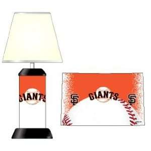 MLB San Francisco Giants Nite Light Lamp