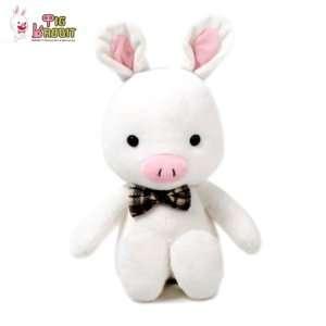 Korea Drama Youre Beautiful Pig Rabbit Doll 35cm/13.8in (DRTY023)