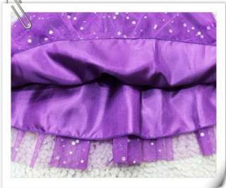 Kids Dora SZ1 5Y Costume Summer Fancy Dress Tutu Skirt Outfit Clothes