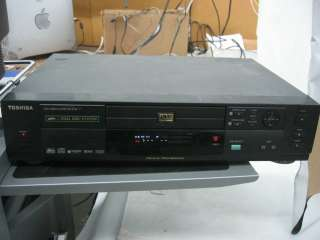 Toshiba SD 5109U Dual Disc DVD Player