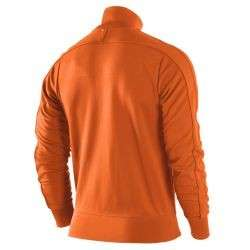 Nike Holland   Netherlands EURO 2012 LU Soccer Jacket Brand New Orange