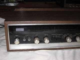 Sansui QR 1500 4 Channel Quadraphonic Receiver & Manuals |