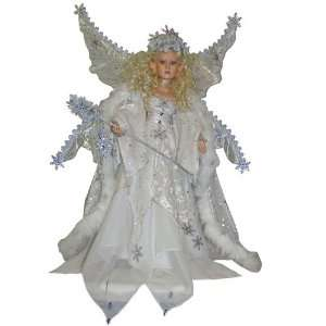 Kirks Folly Crystal Frost Fairy Doll 29 Toys & Games