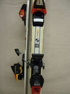 DYNASTAR 4X4 Team Kids Youth Junior Cut Shaped Skis + Bindings 140 CM
