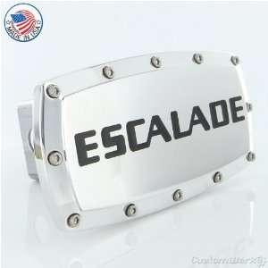 Cadillac Escalade Logo Tow Hitch Cover Automotive