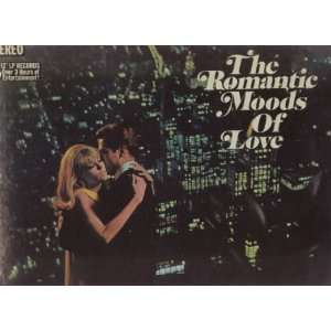 [LP Record] The Romantic Moods of Love Various Artists Music