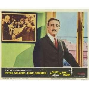 1964) Style C  (Peter Sellers)(Elke Sommer)(Herbert Lom)(George