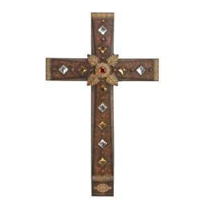 Decorative Metal Cross Wall Decor