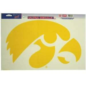 Iowa Hawkeyes Official Logo Ultra Decal Wall Decoration