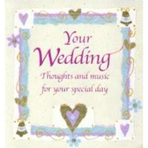 Your Wedding CD Giftbook (9780745947372): Anita Burman