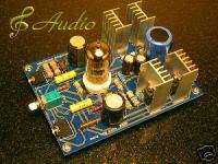 Single End Tube Head Phone Amp Kit   Plug and Play