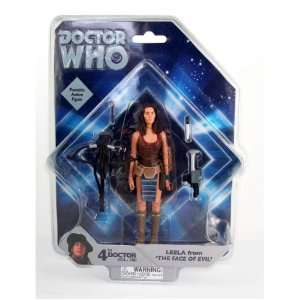 Doctor Who Leela The Face of Evil Figure Toys & Games