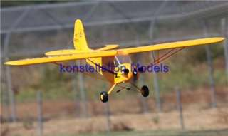 RC Electric Airplane Piper Cub J3 Ready to Fly 2.4ghz