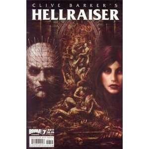 Clive Barkers Hellraiser Vol 2 #7 Cover B Various Books