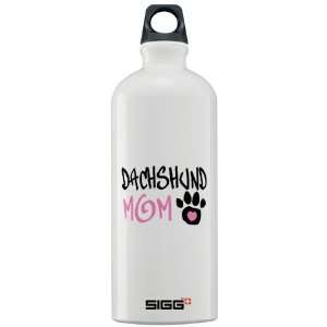 DACHSHUND Funny Sigg Water Bottle 1.0L by CafePress