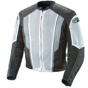 Joe Rocket Phoenix 5.0 Jacket   Small/White/Black