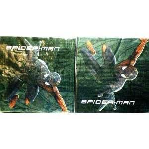 Marvel Comics Spider Man Designer Napkins (32 Count)