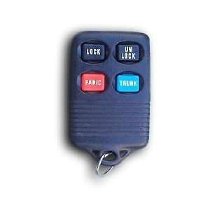 Ford, Mercury, And Lincoln Keyless Entry Systems   FCC ID# GQ43VT4T