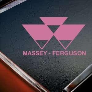 Ferguson Pink Decal Car Truck Bumper Window Pink Sticker Arts, Crafts