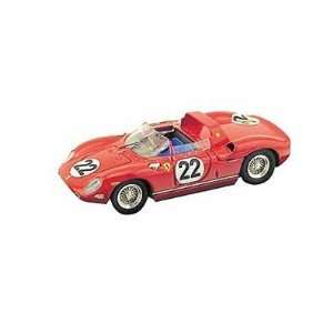 Art Model 1:43 1963 Ferrari 250P LeMans Parkes/Maglioli