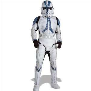 Star Wars Clone Trooper Deluxe Child Costume Small