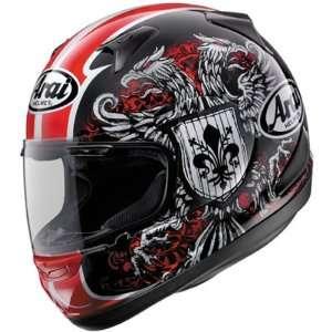 Arai Duetet RX Q Full Face Motorcycle Helmet   X Large