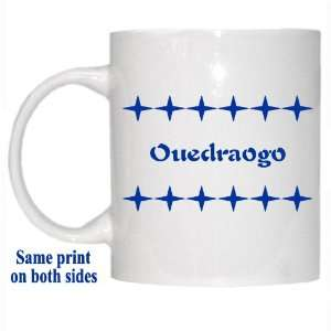 Personalized Name Gift   Ouedraogo Mug: Everything Else