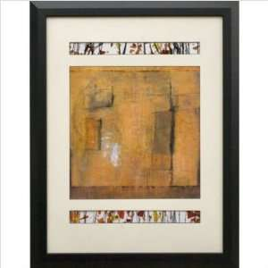 Galleries N1311 Gold Opening Doors IV Framed Print: Home & Kitchen