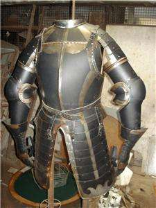 GERMAN NUREMBERG INFANTRY ARMOUR SUIT LATE 1600 CENTURY