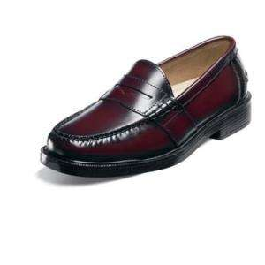 Nunn Bush LINCOLN Mens Burgundy Leather Shoe 85538 05