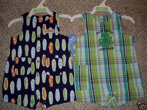 CARTERS BABY BOYS NEWBORN OUTFIT STYLE CHOICE NWT