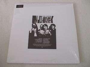 MUDHONEY Live Mud LP 500 made VINYL SEALED