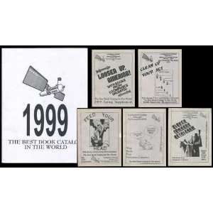 Unlimited 1999 Catalog with 5 Supplements: Loompanics Staff: Books