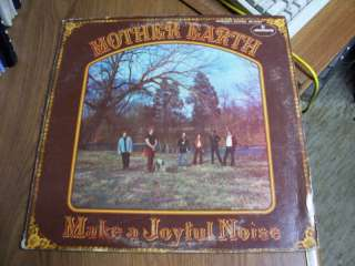 Mother Earth Make A Joyful Noise Mercury Rec. SR 61226