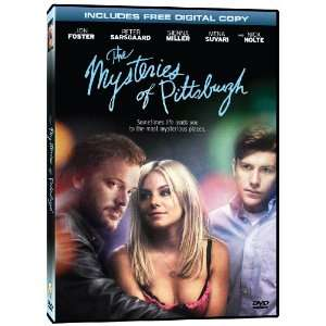 The Mysteries of Pittsburgh (+ Digital Copy): Nick Nolte, Mena Suvari