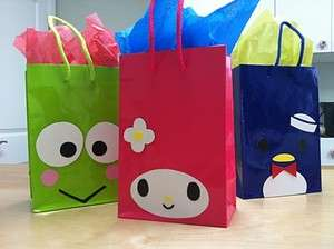 Hello Kitty and friends Party Bags