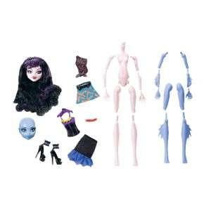 Monster High Build Create a Monster VAMPIRE & SEA MONSTER mix & Match