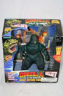 Monsters Giant Action Figure w/ Collectible Comic Book 096882851090
