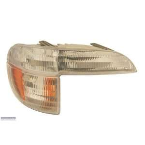 Mercury 97 Mountaineer Park Side Marker Lamp Unit Rh Lens