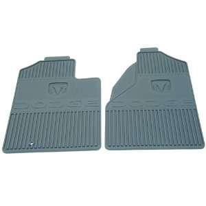 Mopar 82209549 OEM Dodge Ram Slush Style Floor Mats   In